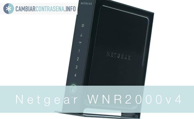 Netgear WNR2000v4