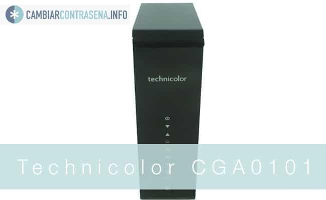 Technicolor CGA0101