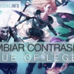 como cambiar contraseña league of legends