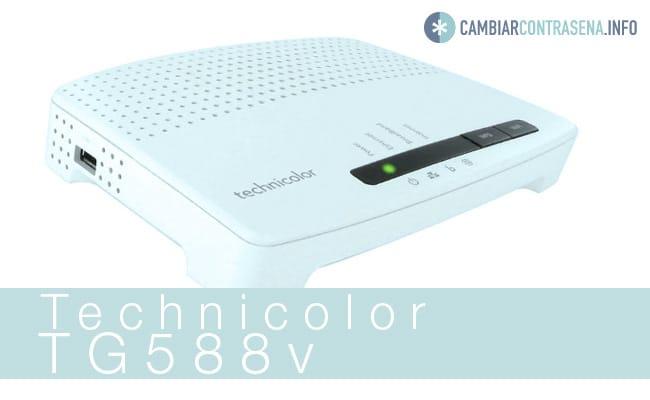 technicolor mediaaccess tg588v