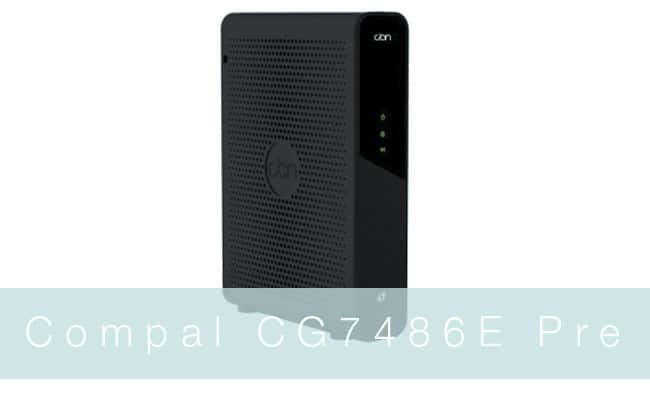Compal CG7486E Pre