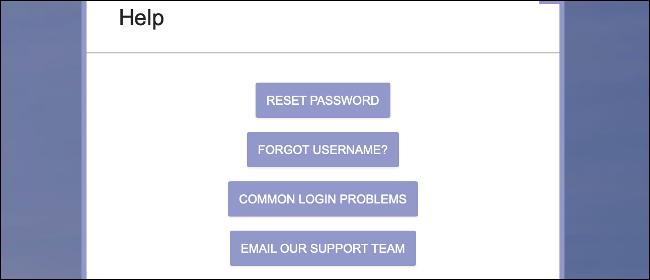 Restablecer la contraseña de ProtonMail