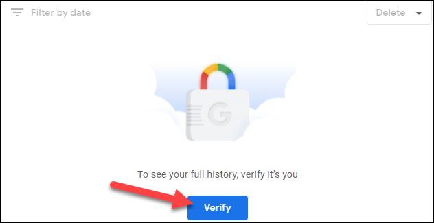 Haga clic en el botón Verificar.